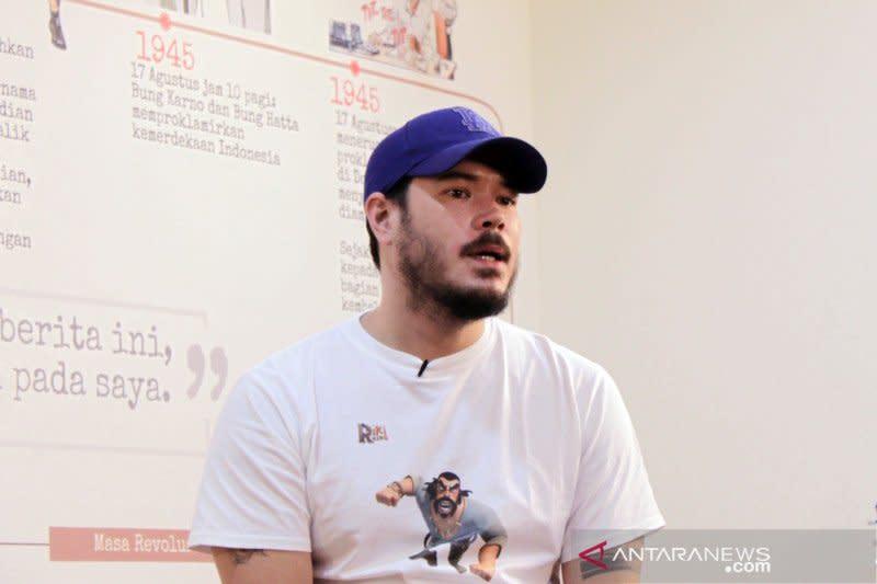 """Zack Lee harap film """"Riki Rhino"""" majukan industri animasi Indonesia"""