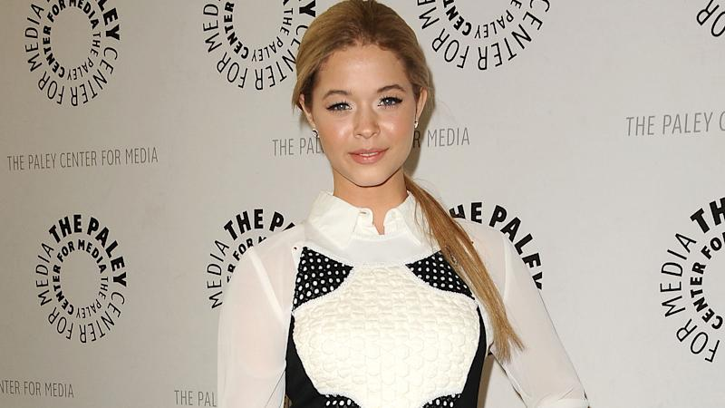 'Pretty Little Liars' Actress Sasha Pieterse Boards 'Inherent Vice'