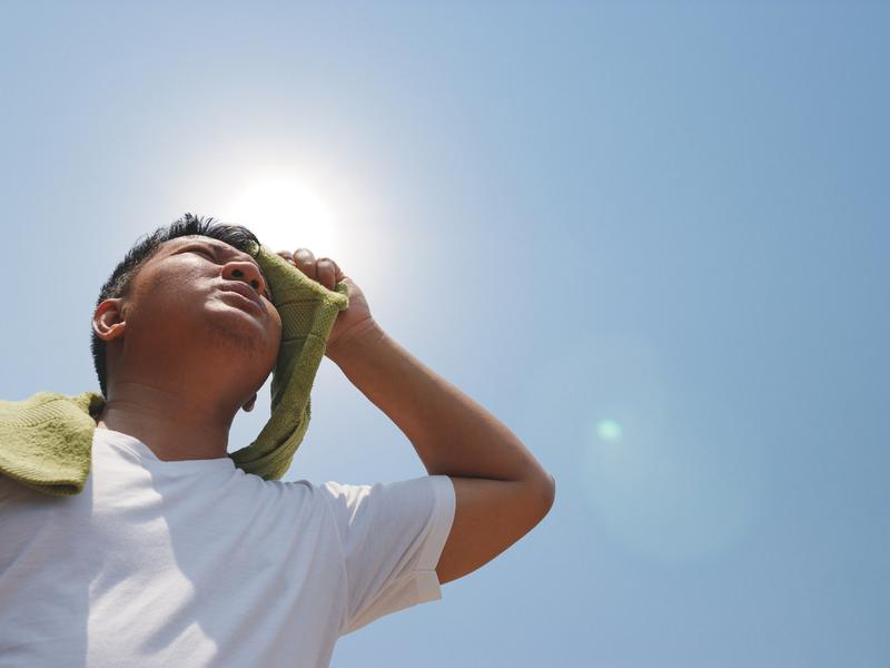 夏日高溫熱「死」人!教你分辨是中暑還是熱衰竭