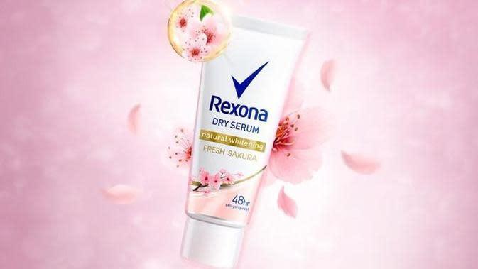 Ada hadiah menarik buat kamu yang ikutan #FimelaReviewRexona. Segera pilih varian Rexona Dry Serum favoritmu.