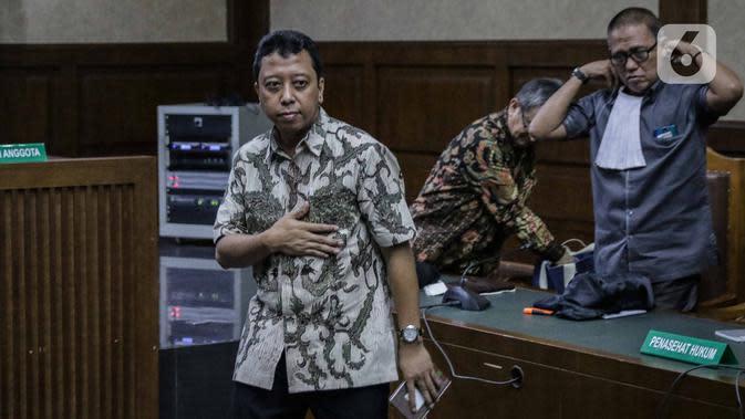 Romi Bebas, KPK Pastikan Tetap Ajukan Kasasi Vonis Pengadilan Tinggi DKI