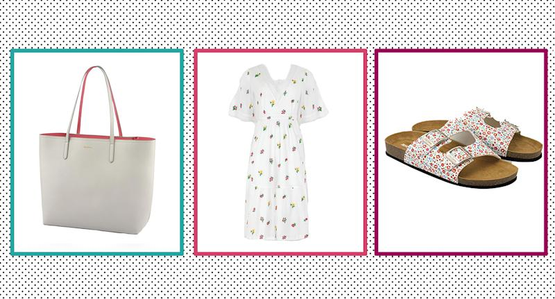 Cath Kidston's sale continues with huge discounts on fashion, accessories, footwear, kitchenware and baby buys. (Cath Kidston)