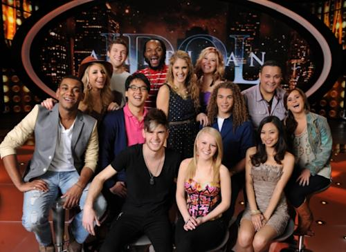 'American Idol' Season 11 Top 13 -- FOX
