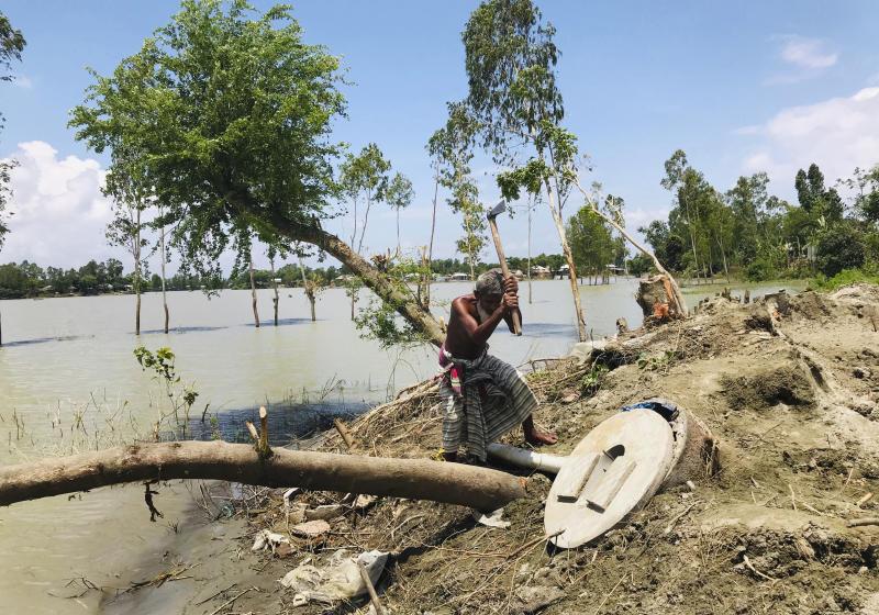 Bangladesh South Asia Floods