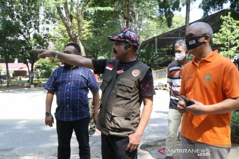 Pengunjung Taman Jurug Surakarta dibatasi  usia 18-60 tahun