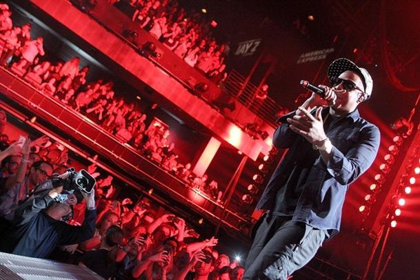 Jay-Z Fumbles Lyrics On Two Songs At SXSW Concert