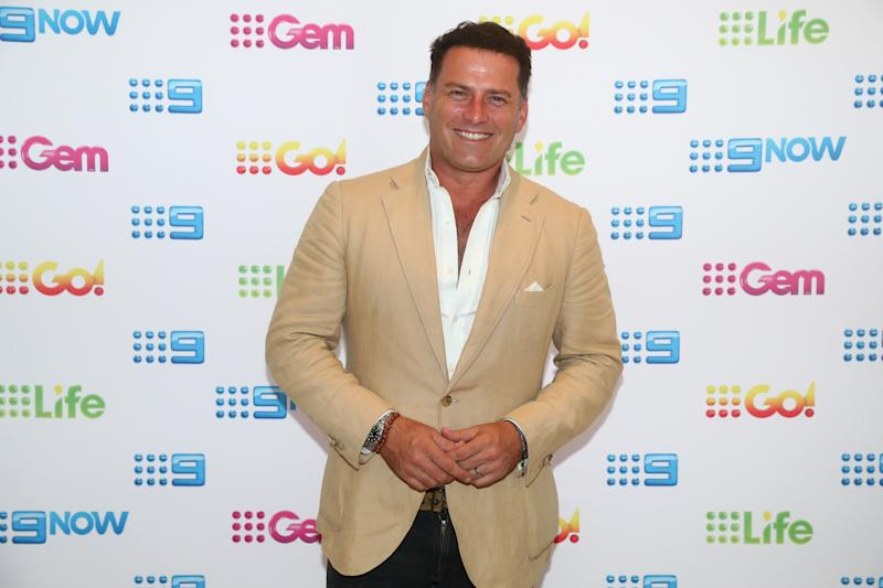 Karl Stefanovic attends Nine's post Logies Recovery Brunch at The Star Gold Coast