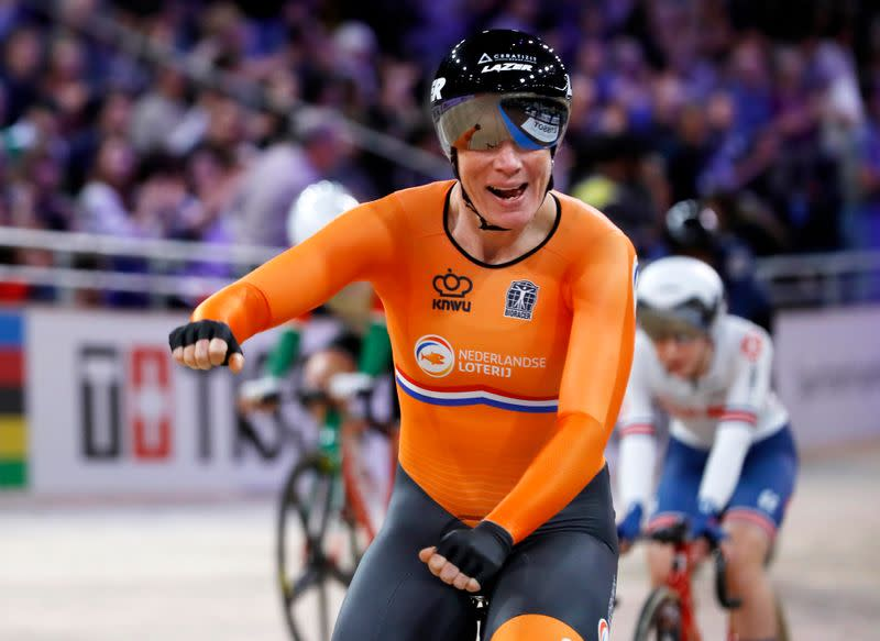 2020 UCI Track Cycling World Championships