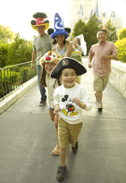 Make a Lifetime of Memories with Disney Vacation Club