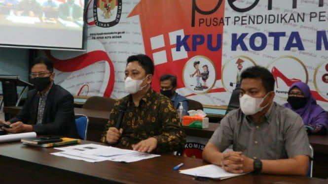 Pilkada Medan, Duo Nasution Resmi Bersaing