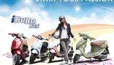 2009 PGO iBuBu 125噴射碟煞
