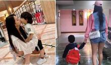 胡睿兒入獄3月!林采緹首度探監 2歲兒懂事點頭「爸爸去上班」