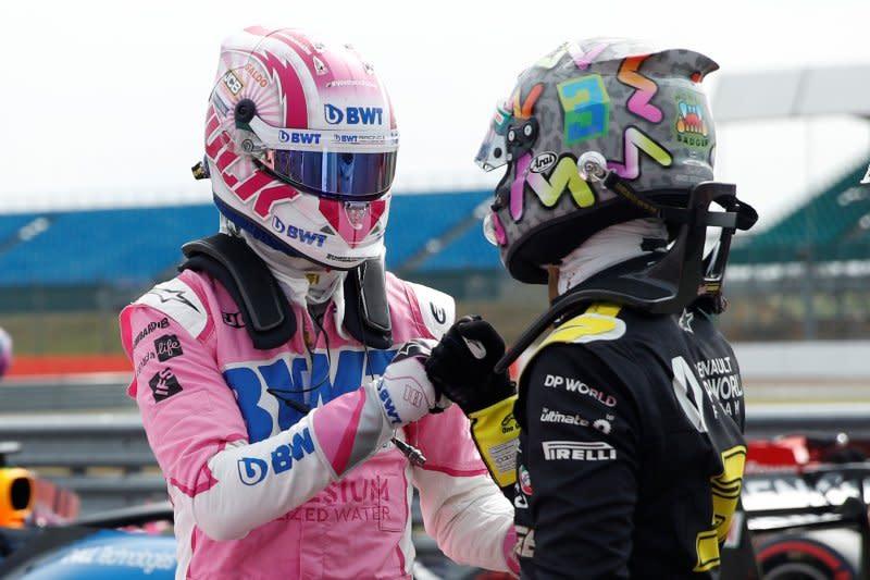 Cuma pengganti, Hulkenberg memukau di Silverstone