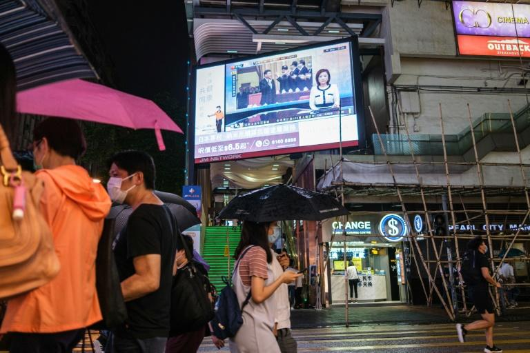 Beijing has made clear it wants new security legislation passed after Hong Kong was rocked by pro-democracy protests last year
