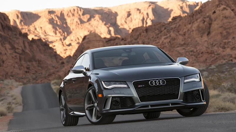Surviving a 2,000 mile family road trip in an Audi RS7
