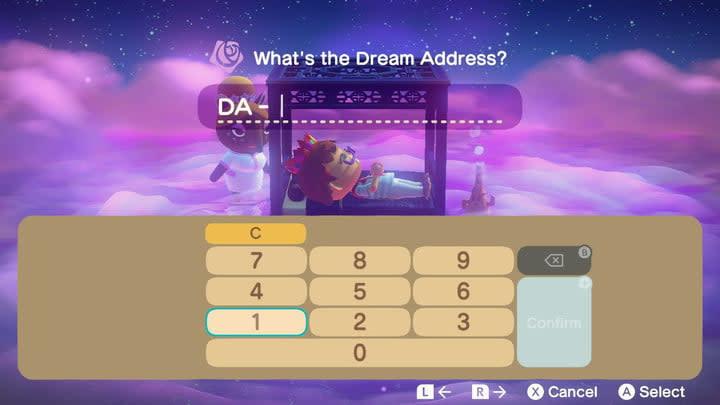 Dream Suite codes