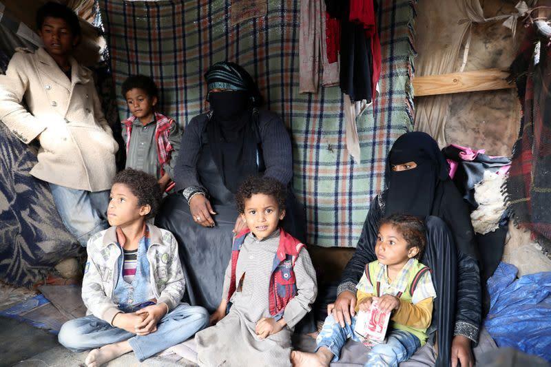 Rakyat Yaman masih dalam limbo hampir lima tahun setelah perang