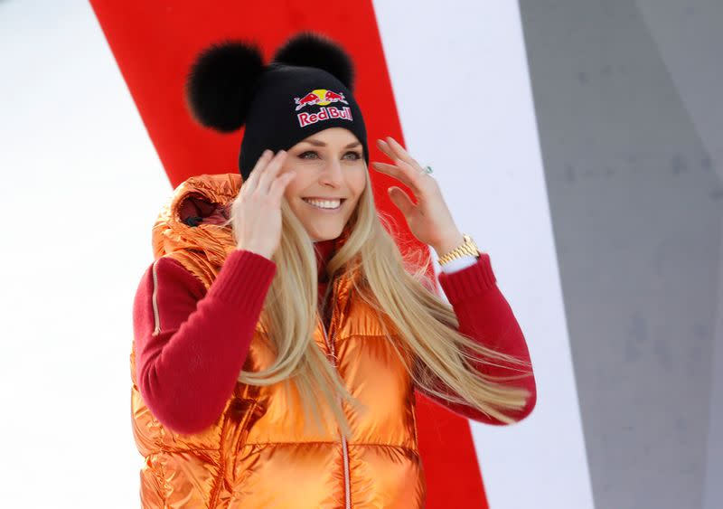 Alpine skiing: Vonn urges athletes to be mindful of wellbeing amid unprecedented challenges
