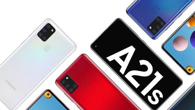 Galaxy A21s (screenshot https://www.samsung.com/)