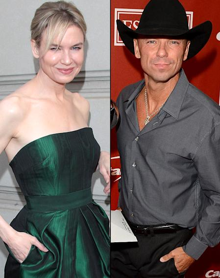 Renee Zellweger, Kenny Chesney