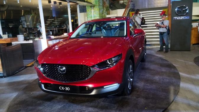 Mazda CX-30 Boleh Minum Pertalite, Ini Rahasianya