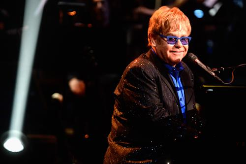Elton John Cancels Show, Citing Medical Reasons