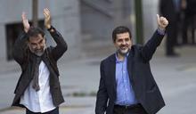 加泰隆尼亞獨立沒?普吉德蒙要求展開對話 西班牙監禁2位獨派領袖