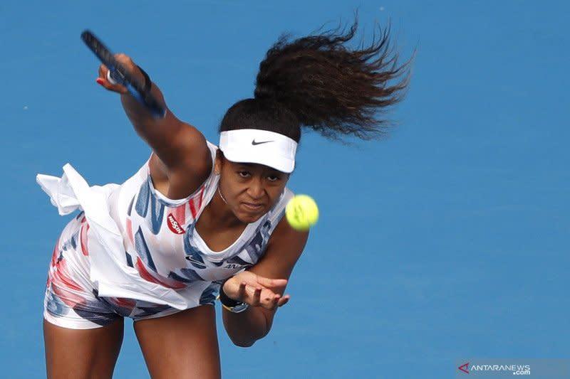 Naomi Osaka naik ke peringkat sembilan WTA