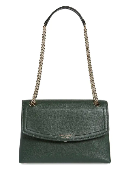 Kate Spade Large Florence Leather Shoulder Bag (Photo via Nordstrom)