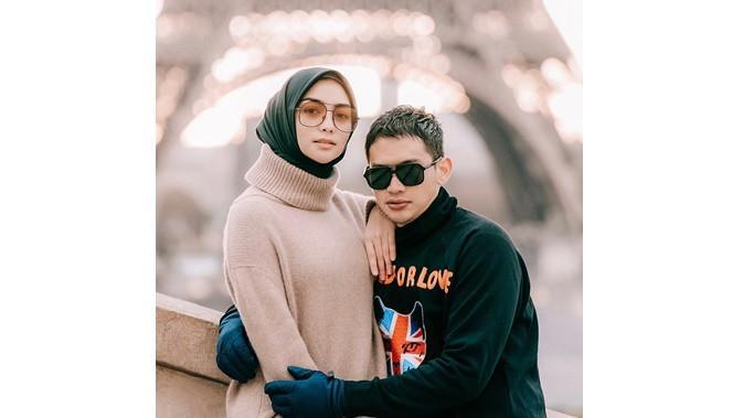 Citra Kirana dan rezky Aditya (sumber: Instagram/thereal_rezkyadhitya)