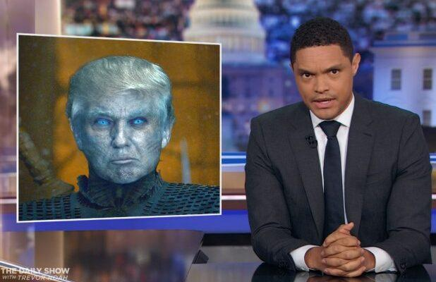 Trevor Noah Uses 'Game of Thrones' to Explain the Presidential Election and Bloomberg's Rise (Video)