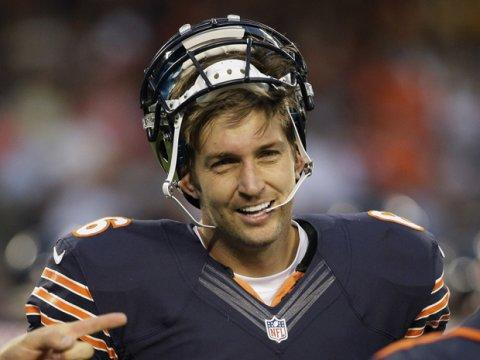 Jay Cutler Gets A Monster Seven-Year Contract From The Bears
