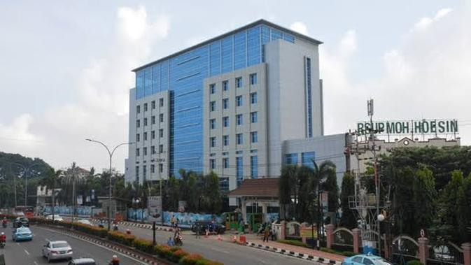 RSMH Palembang menjadi rumah sakit rujukan pasien Corona Covid-19 di Sumsel (Dok.Depkes.go.id / Nefri Inge)