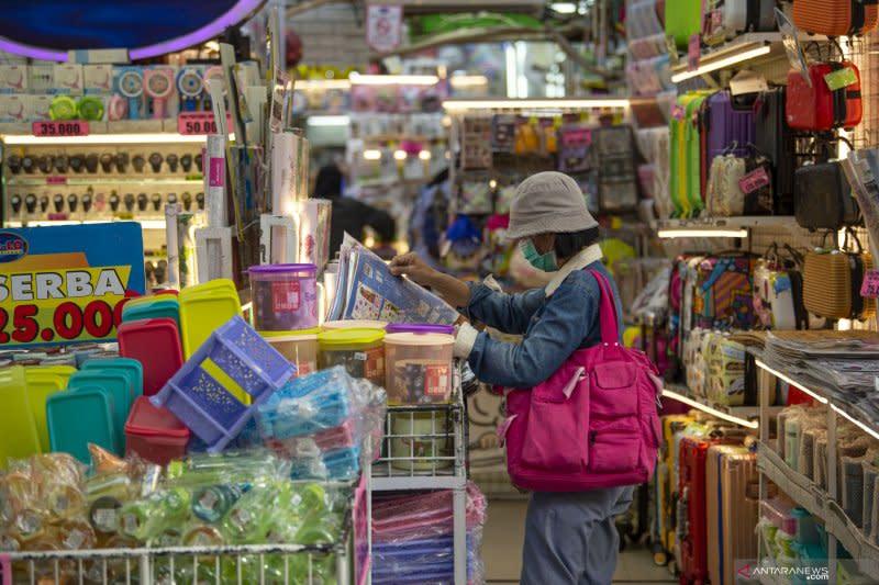 Survei BI: Keyakinan konsumen Juli membaik, meski di zona pesimis