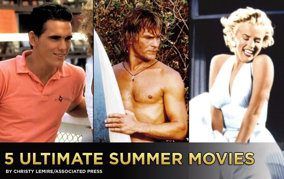 5 ultimate summer movies