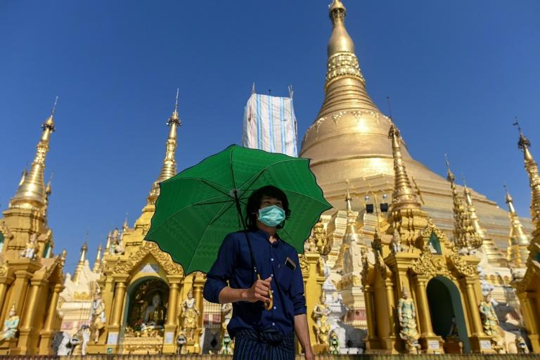 Myanmar, population 54 million people, had been the world's most populous country not to report a single case of the COVID-19 virus
