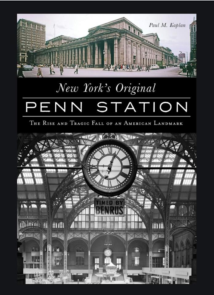 "<p>Designed by McKim, Mead & White in 1910, New York City's original Pennsylvania Station, with its majestic staircase and acres of travertine marble, was considered an architectural marvel. This film is the fascinating account of  why the building was torn down in the mid-1960s and how the resulting outcry led to the creation of the city's Landmarks Preservation Commission. </p><p><a class=""body-btn-link"" href=""https://www.amazon.com/Rise-Fall-Penn-Station/dp/B00IJ5NHYO?tag=syn-yahoo-20&ascsubtag=%5Bartid%7C10052.g.32597035%5Bsrc%7Cyahoo-us"" target=""_blank"">WATCH NOW</a></p>"