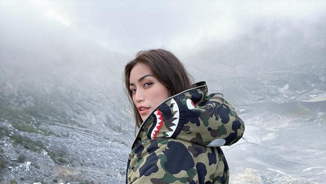 Jessica Iskandar. (Foto: Instagram @inijedar)