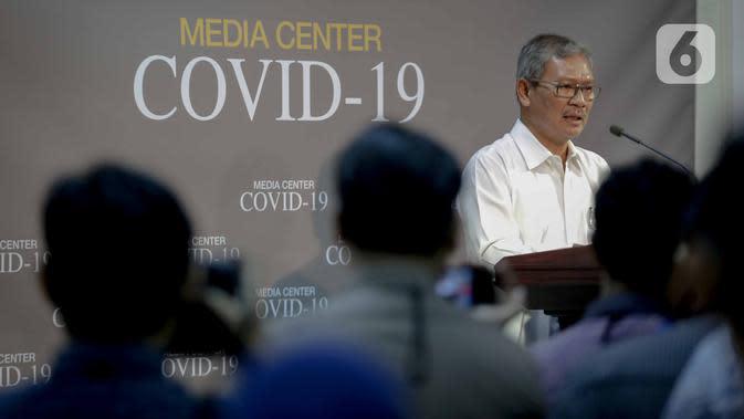 Update Corona 12 Juni: Bertambah 1.111, Kasus Positif Covid-19 Jadi 36.406 Orang