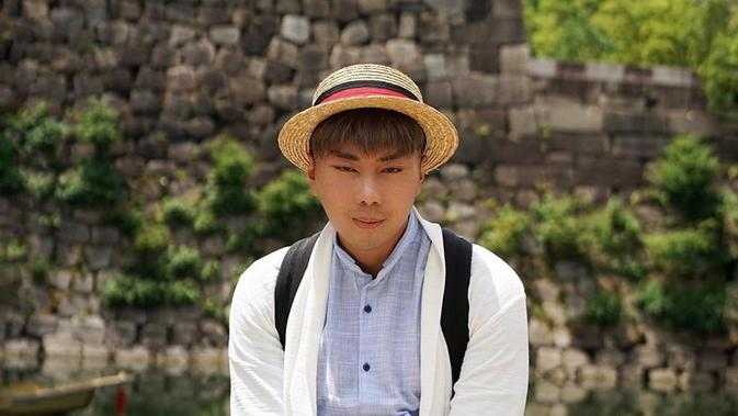 Roy Kiyoshi. (Liputan6.com/roykiyoshi)