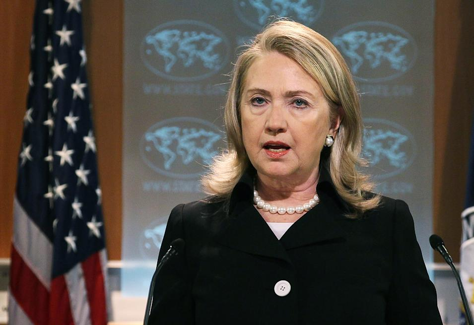 Hillary Clinton Releases 2011 Human Rights Reports