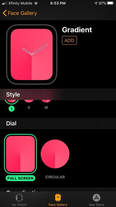 best apple watch faces face4