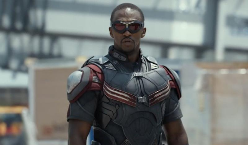 Anthony Mackie wants to use his status to improve Marvel's diversity (Image by Marvel Studios)