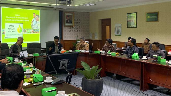 Kementan Beri Sinyal Positif untuk Kostratani di Kabupaten Semarang