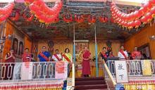 行動佛殿第95站駐錫雲林土庫 誦經祈福眾生光明永昌