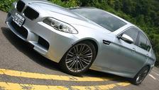 2013 BMW 5-Series Sedan