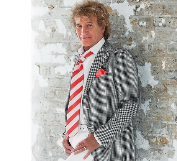 Rod Stewart Gets Ready for the Holidays on 'Silent Night' – Song Premiere