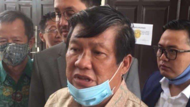 Anita Kolopaking Cabut Permohonan Praperadilan di PN Jaksel
