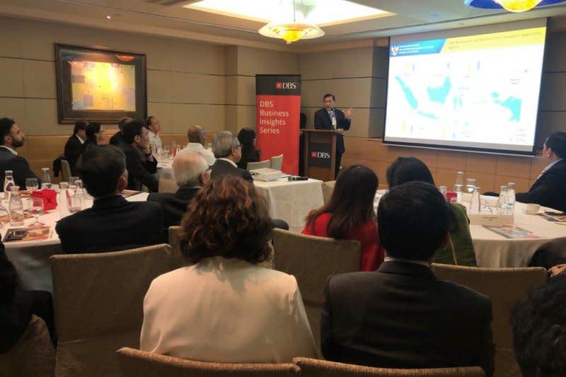Luhut tawarkan Singapura peluang investasi di ibu kota baru