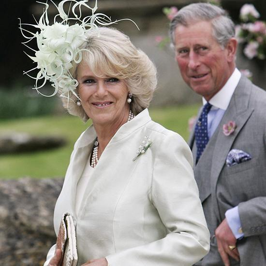 Charles and Camilla eventually married in 2005. Photo: Getty Images